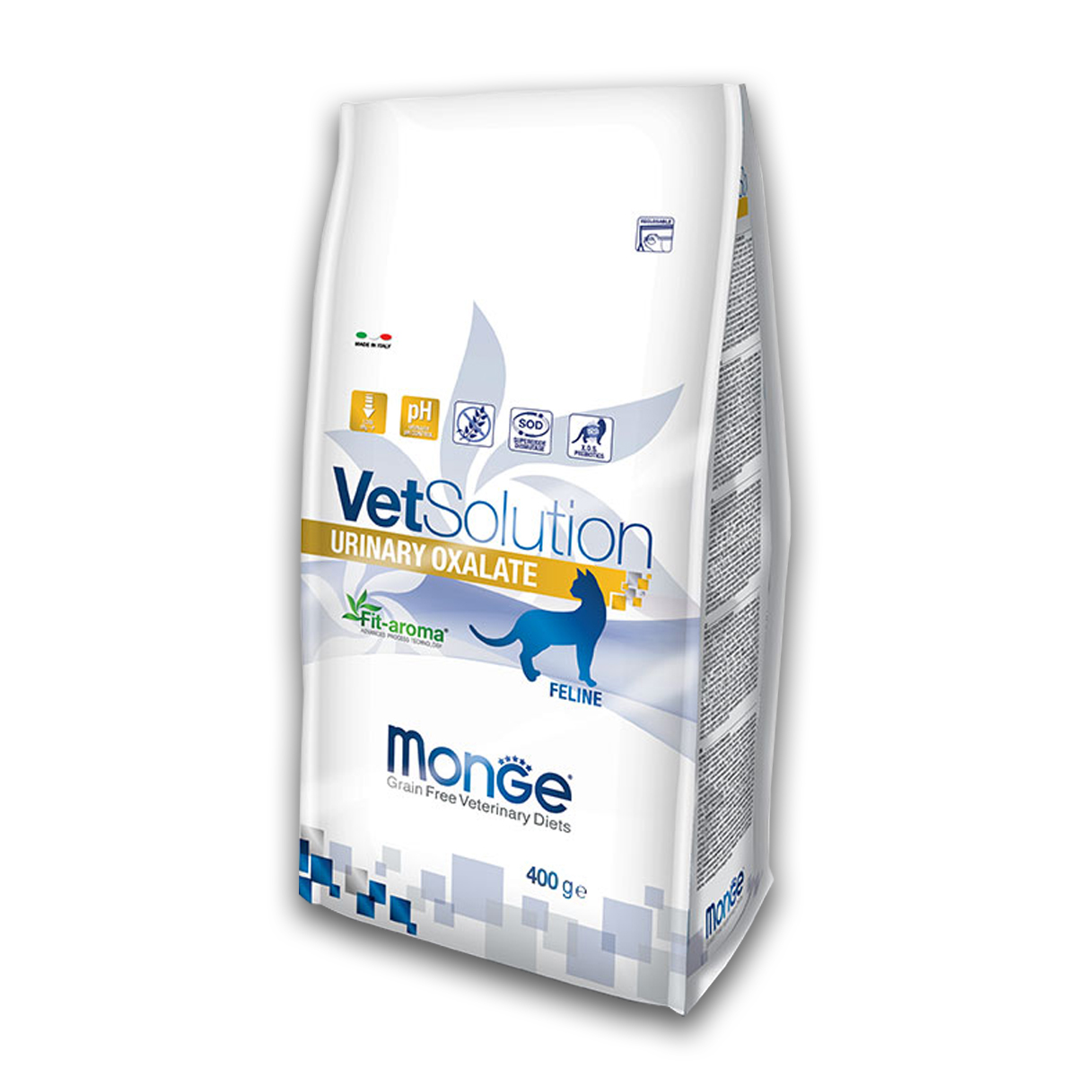Monge Vetsolution Urinary Oxalate Feline 400 gr