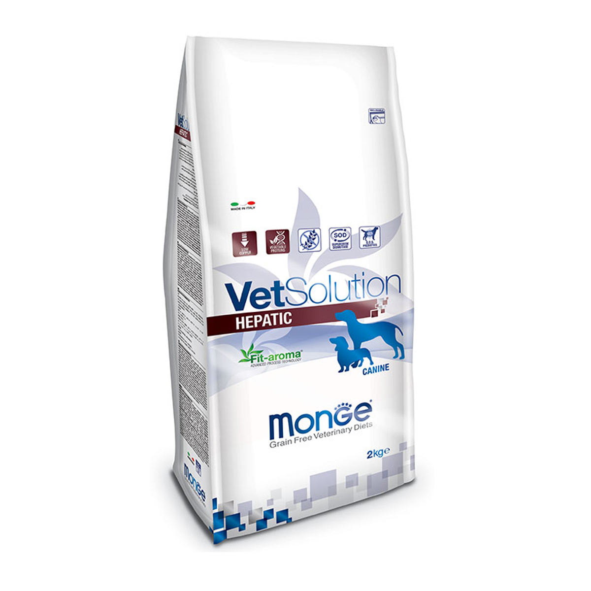 Monge Vetsolution Hepatic Cane 2 Kg