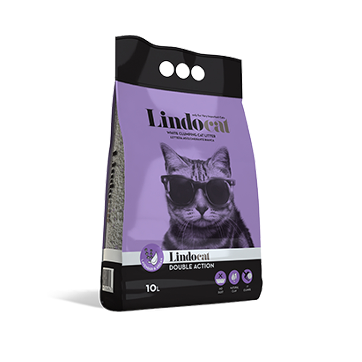 Lindocat Double Action 10 Litri bentonite agglomerante