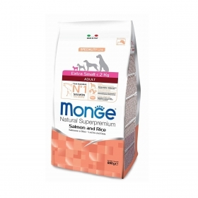 Monge Extra Small Adult Salmone e R