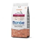 Monge Extra Small Adult Salmone e Riso 2,5 Kg