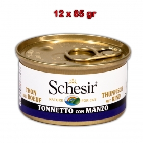 Schesir Tonnetto con Manzo in Jelly